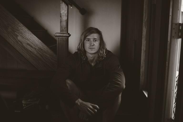 Dustin Wise Portrait