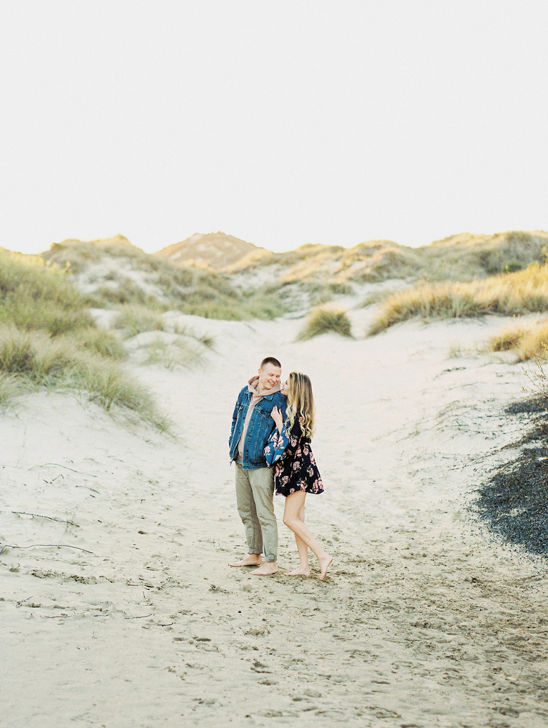 Pismo Beach Dunes Engagement