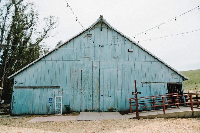 Swallow Creek Ranch Barn Wedding
