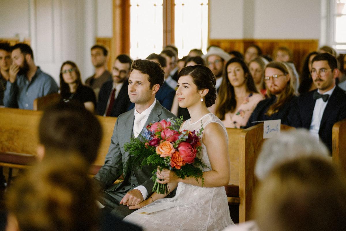 Los Osos Church Wedding, St Benedict's Episcopal Church