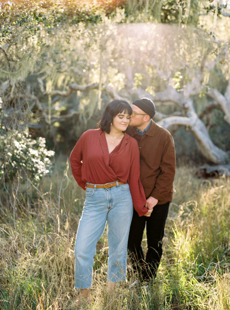 Los Osos Oak Preserve Engagement