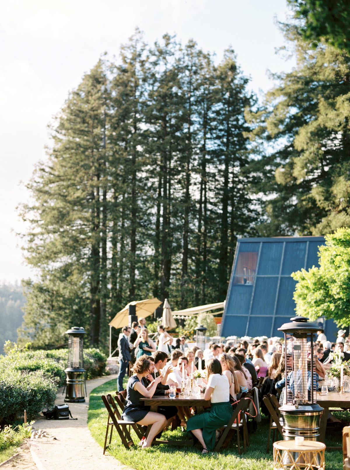 Santa Cruz Backyard Wedding