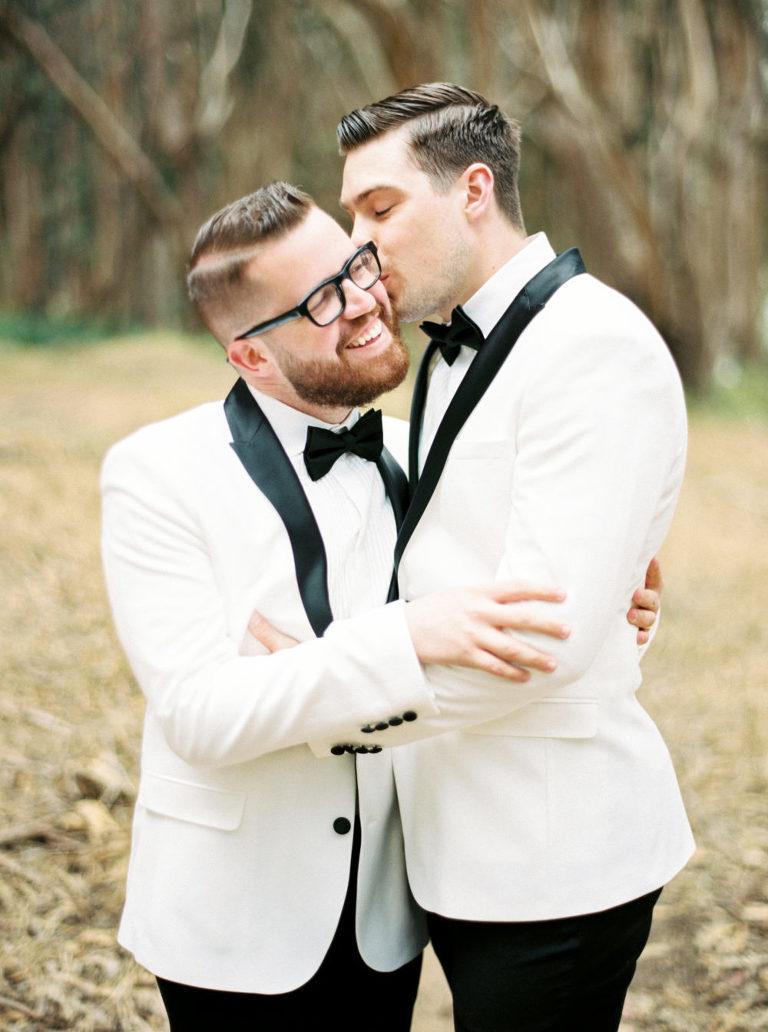 San Luis Obispo Same Sex Wedding Photographer