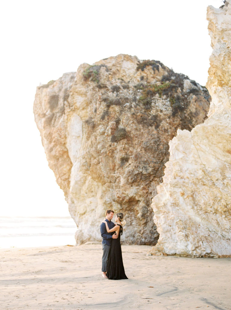 Pismo Beach Engagement Photographer
